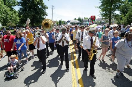 Great American Brass Band Festival Danville KY