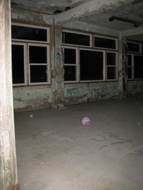 Paranormal investigators place children's toys around Waverly Hills to try to get young ghosts to play with them or move the objects.