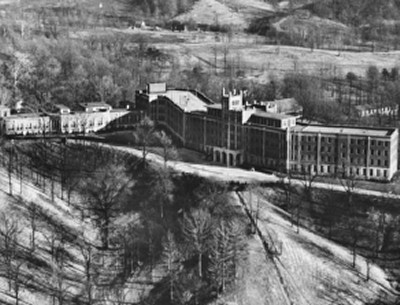The haunted Waverly Hills Sanatorium, Louisville, Kentucky, Jefferson County, My Old Kentucky Road Trip