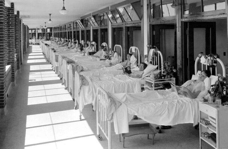 Sanatorium Joseph Lemaire | World Monuments Fund