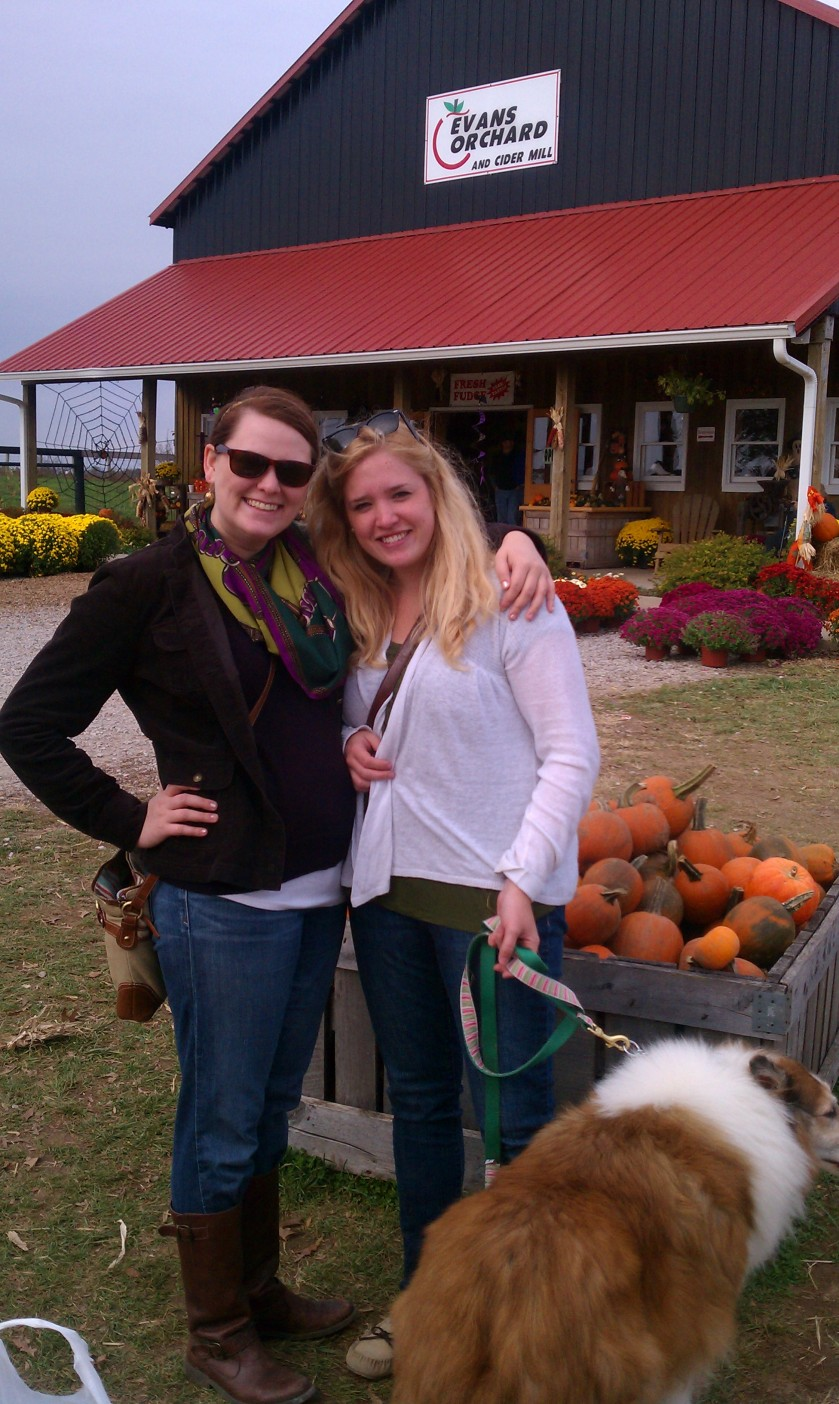 Evans Orchard and Cider Mill Lexington Kentucky