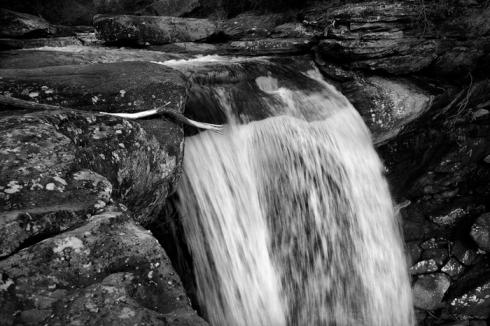 Eagle Falls, Cumberland Falls, Kentucky