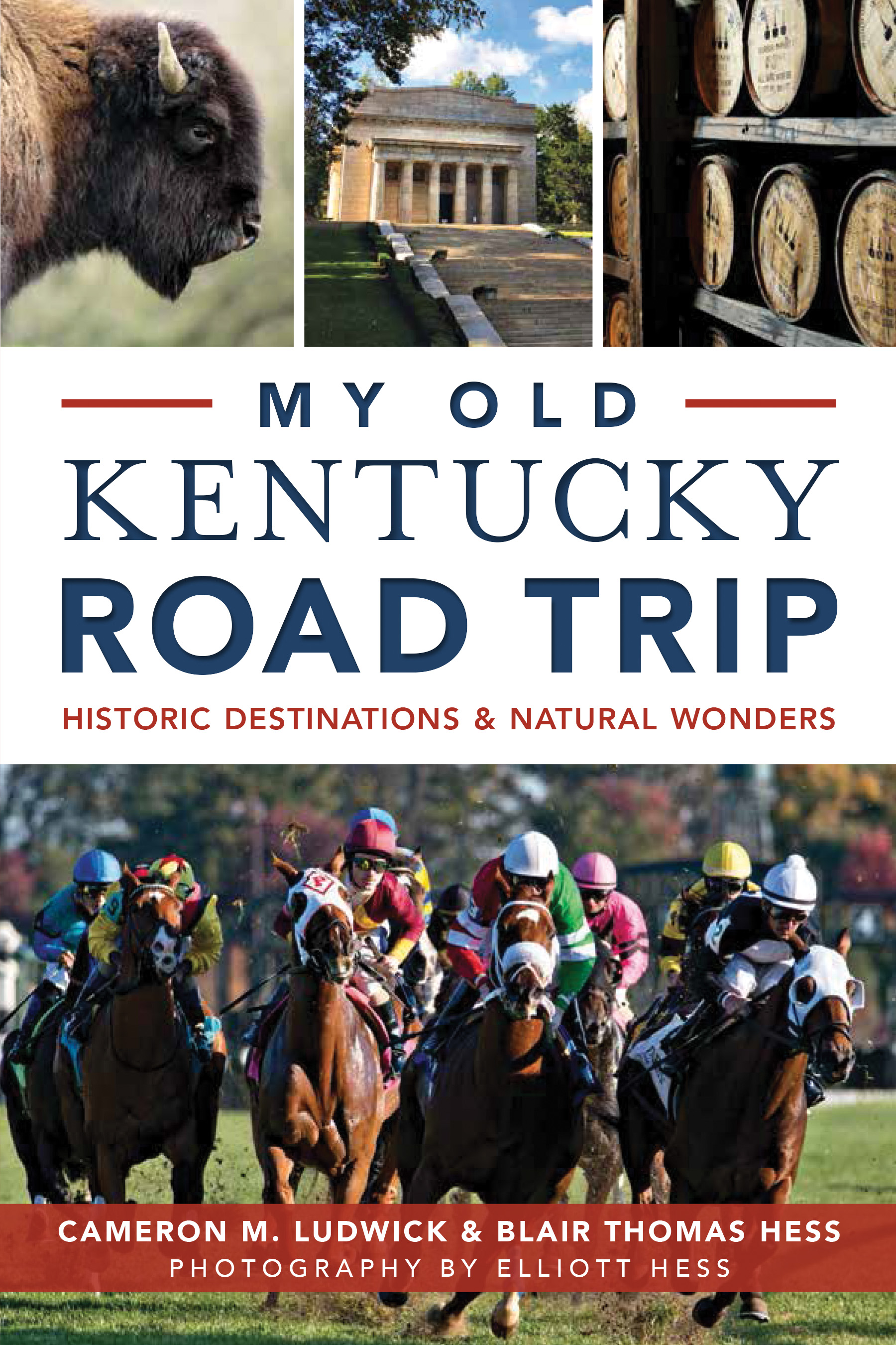 Buy My Old Kentucky Road Trip: Historic Destinations and Natural Wonders