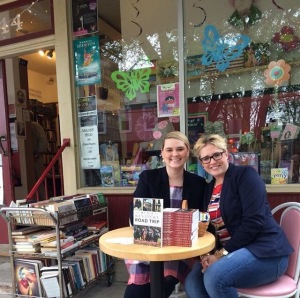 My Old Kentucky Road Trip at  A Reader's Corner in Louisville Kentucky