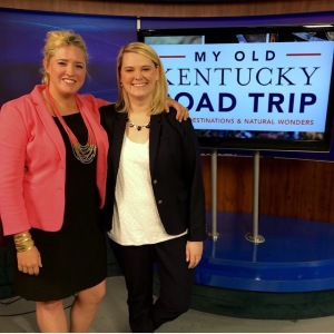 My Old Kentucky Road Trip on Lexington Channel 36 News at Noon