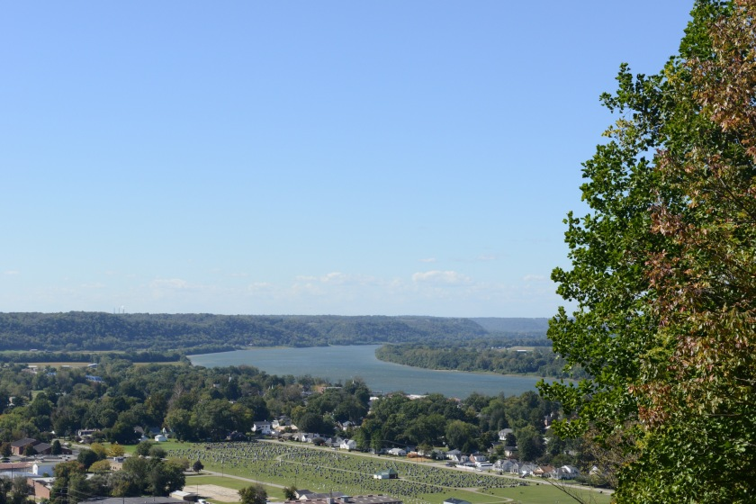 General Butler State Park Kentucky Ohio River