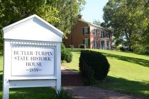 General Butler State Park Kentucky Ohio River Butler Turpin