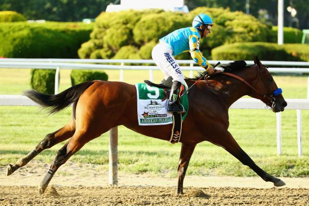 Triple Crown and Breeders Cup champion American Pharoah enters retirement